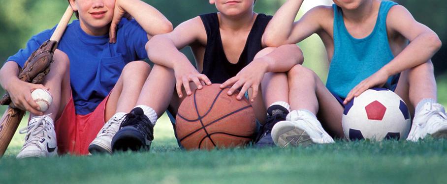 Deportes extraescolares. El cuidado de los pies de los niños