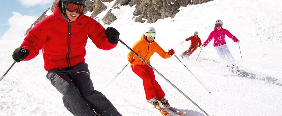 Lesiones en el Esquí y Snowboarding