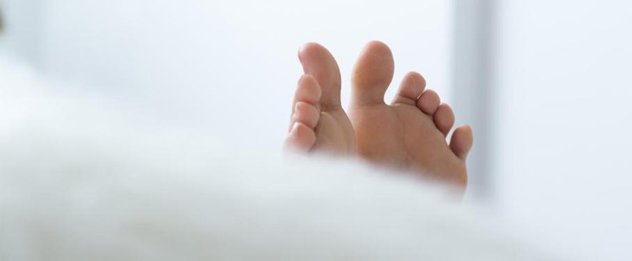 La salud de los pies. 10 consejos