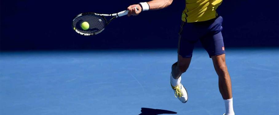Especial Juegos Olímpicos: Tenis, la respuesta del pie en milésimas de segundo