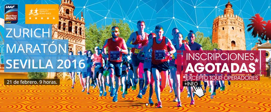 Fisioterapia Maratón de Sevilla