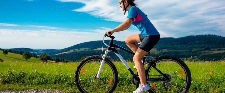 Beneficios de usar la bicicleta