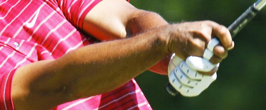 Lesión de epitrocleitis o codo de golfista