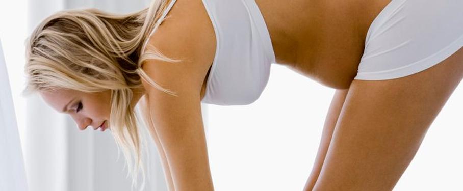 Pilates: Ejercicios abdominales después del parto