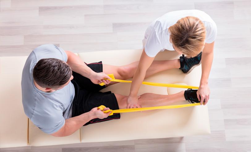 Fisioterapia: Ejercicio terapéutico