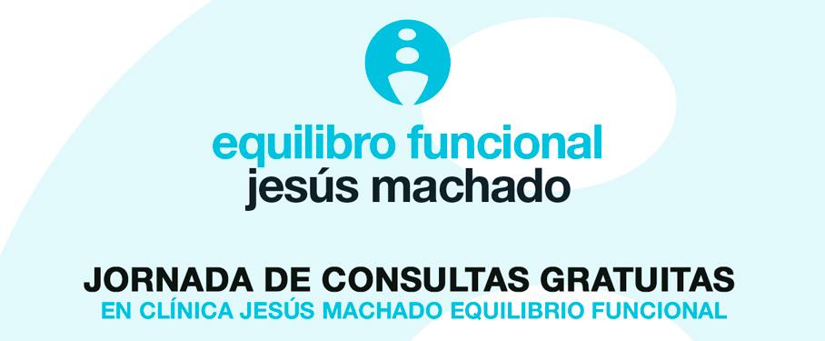 Jornada de Consultas gratuitas en Clínica Jesús Machado, Equilibrio Funcional