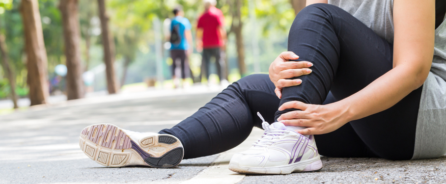 Lesiones frecuentes en los corredores y tratamiento