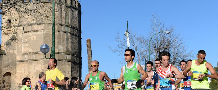 Maratón Zurich Sevilla 2015