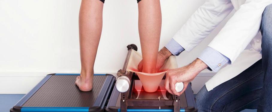 La influencia del pie inestable en la rodilla