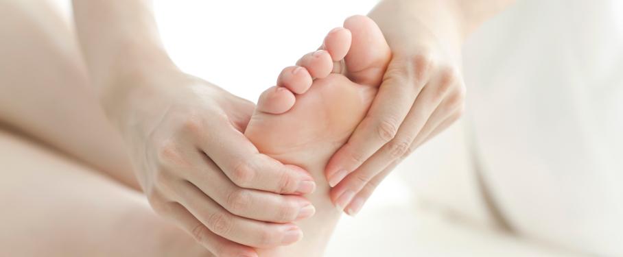 Consejos para pies estresados y cansados