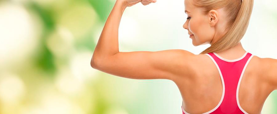 Ejercicios de Pilates para tonificar y fortalecer los brazos