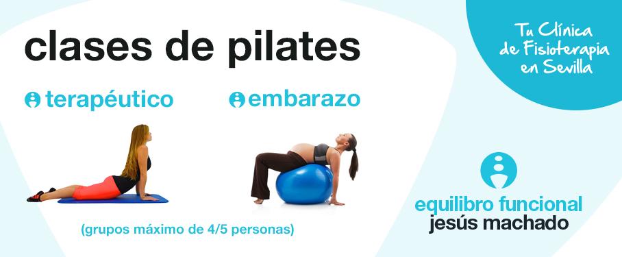 Clases de Pilates en Sevilla