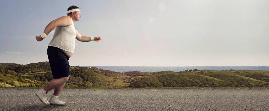 Correr con sobrepeso ¿Cómo se hace?