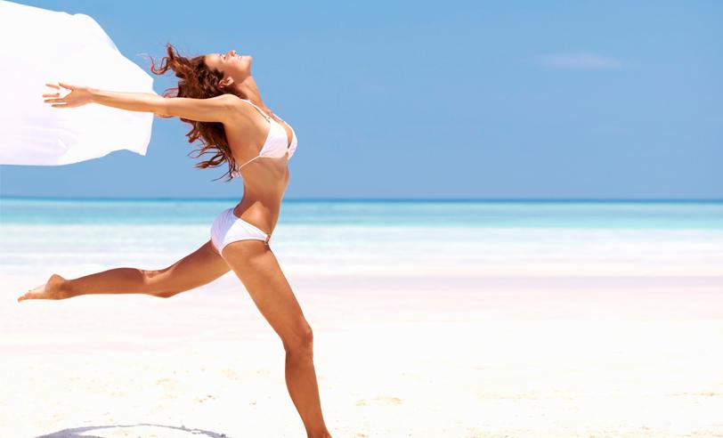 Cómo mantenerte en forma en verano