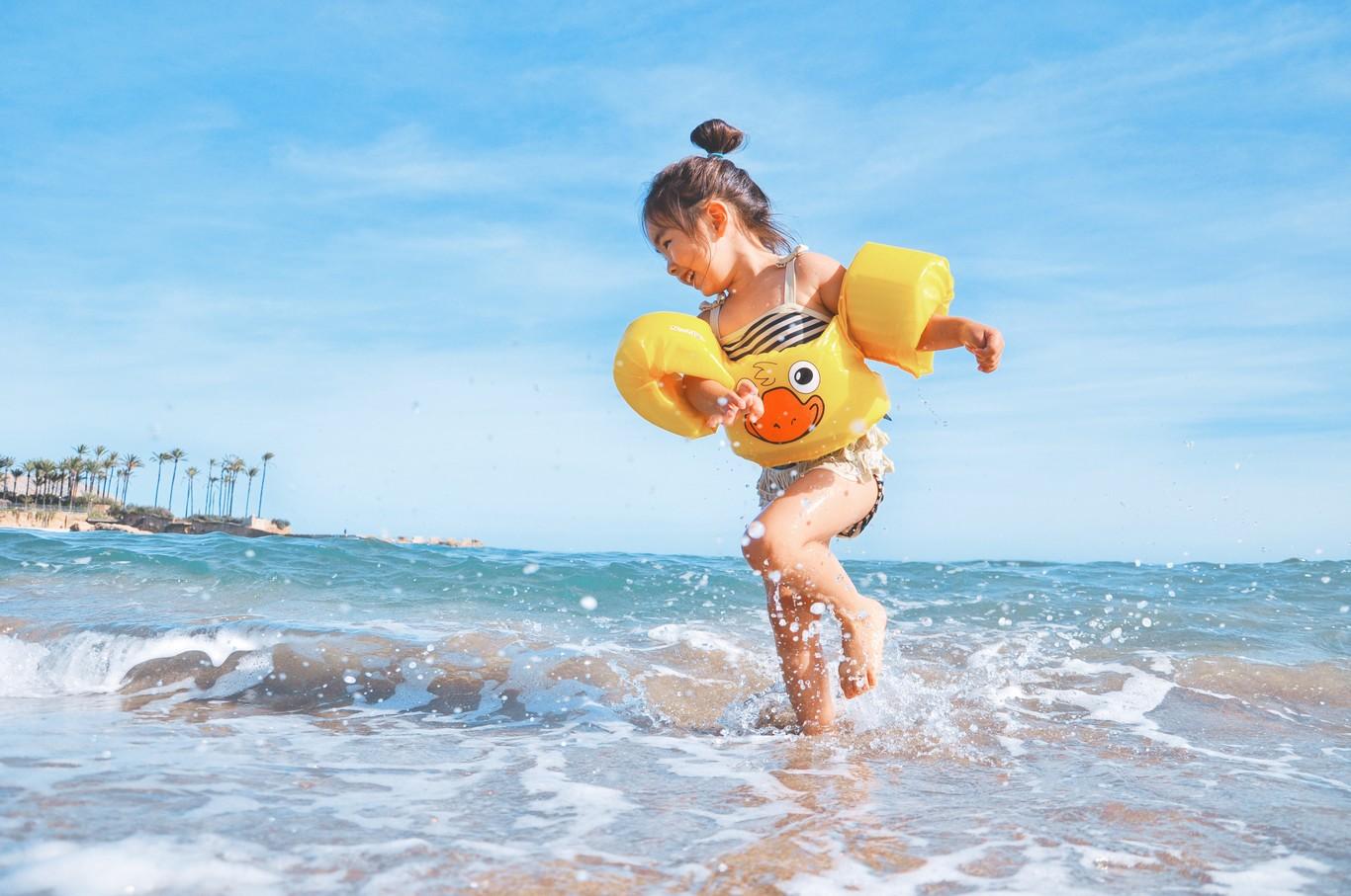 Planes e ideas para hacer deporte veraniego en familia