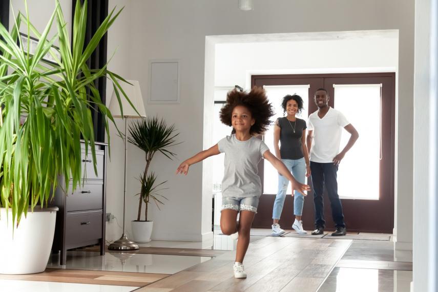 Deporte en casa para niños